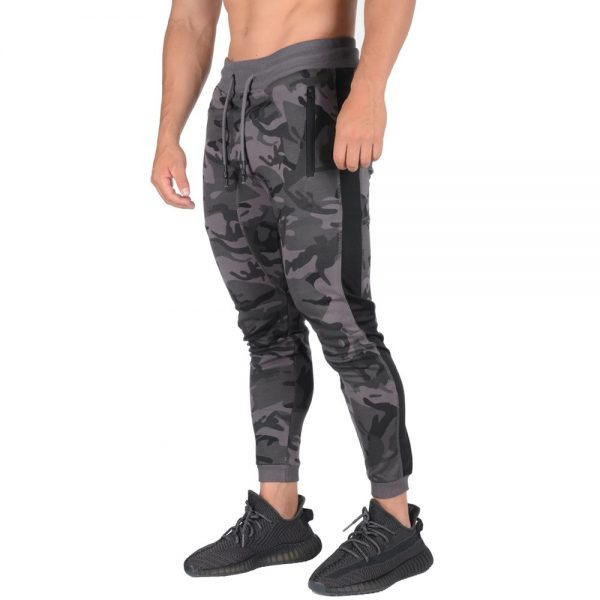 Camouflage Running Pants Gym Sweatpants