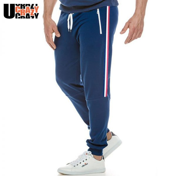 Casual Cotton Fitness Joggers Pants