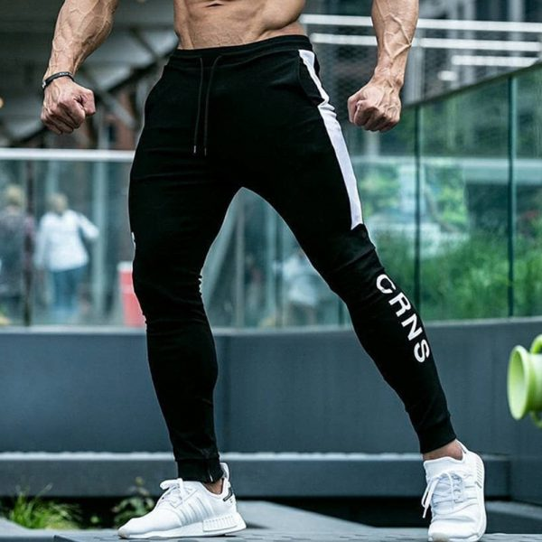 Casual Gym Fitness Workout Pants