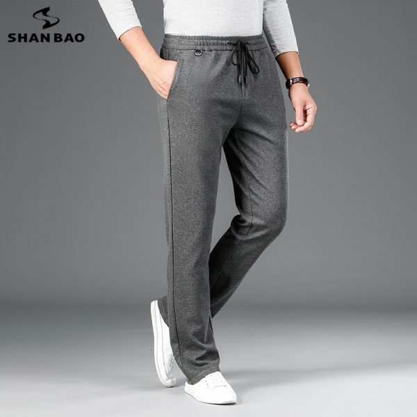 Loose Casual Pants Spring Trousers