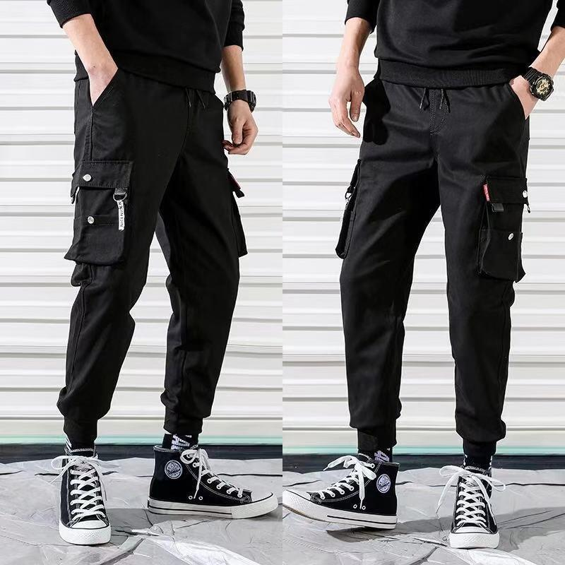 Summer Cargo Pants Sports Trousers