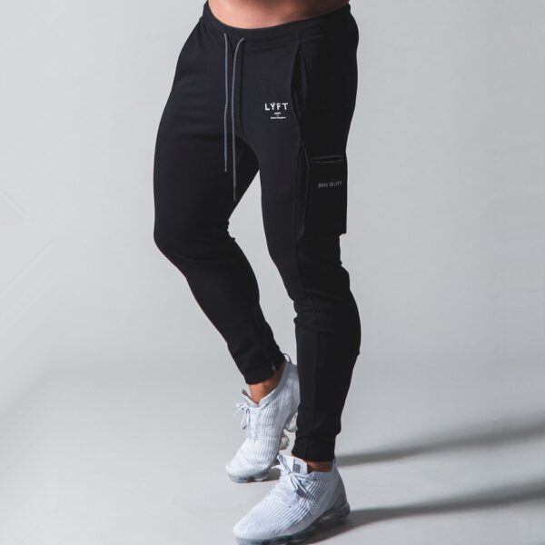 Cotton Casual Pants Skinny Trousers