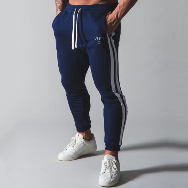 Cotton Joggers Pants Running Trousers